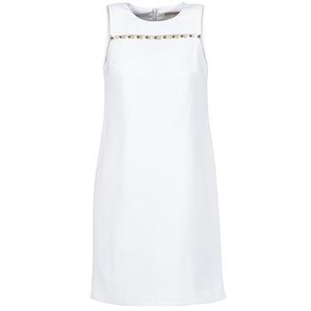 Abbigliamento Donna Abiti corti MICHAEL Michael Kors MS68W2L3GZ Bianco