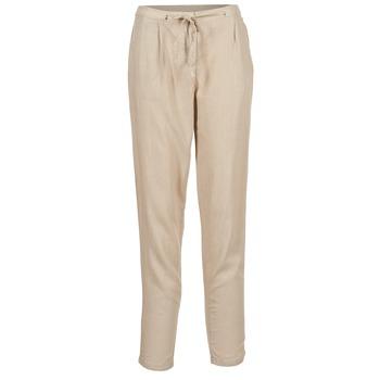 Abbigliamento Donna Pantaloni morbidi / Pantaloni alla zuava Best Mountain DOUNE Beige