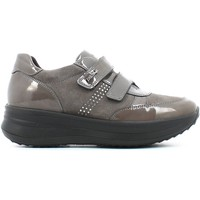 Scarpe Donna Sneakers basse Enval 4992 Scarpa velcro Donna Taupe