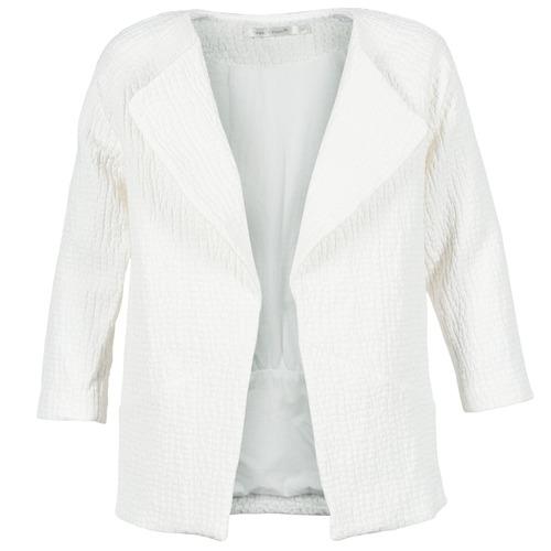 Abbigliamento Donna Cappotti See U Soon DACKA Bianco
