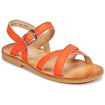 Scarpe Bambina Sandali Start Rite NICE II Arancio