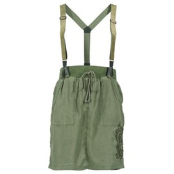 Abbigliamento Donna Gonne Desigual FELOBE KAKI