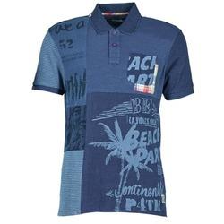 Abbigliamento Uomo Polo maniche corte Desigual BELUDINE Blu