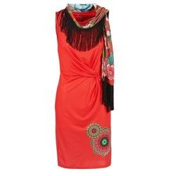 Abbigliamento Donna Abiti corti Desigual USIME Rosso