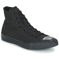 Scarpe Sneakers alte Converse CHUCK TAYLOR ALL STAR MONO HI Nero