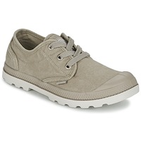 Scarpe Donna Sneakers basse Palladium US OXFORD Grigio