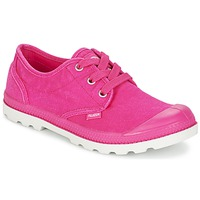 Scarpe Donna Sneakers basse Palladium US OXFORD Rosa