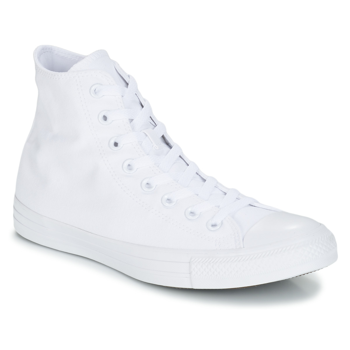 converse all star bianche in pelle