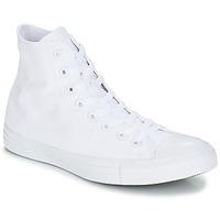 Scarpe Sneakers alte Converse CHUCK TAYLOR ALL STAR MONO HI Bianco