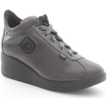 Scarpe Donna Derby Agile By Ruco Line 0226-82390 Sneakers Donna New spillo grigio New spillo grigio