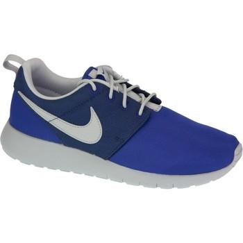 Scarpe Bambino Sneakers basse Nike Roshe One Gs Bleu marine