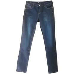 Abbigliamento Donna Jeans dritti Dress Code Jean 15HP097 bleu Blu