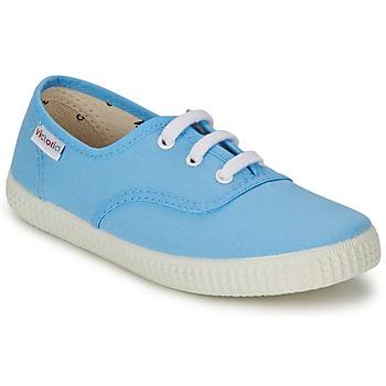 Scarpe Sneakers basse Victoria INGLESA LONA Blu