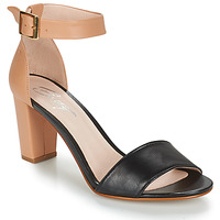 Scarpe Donna Sandali Betty London CRETA Nude / Nero