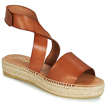 Scarpe Donna Sandali Betty London EBALUIE Camel