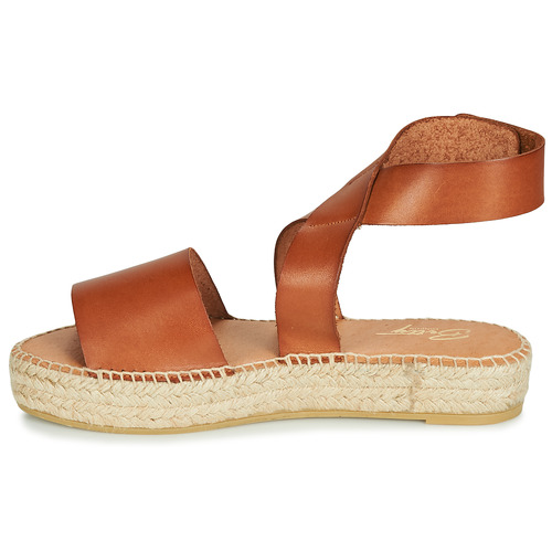 London Ebaluie Camel Consegna Sandali Scarpe Betty Gratuita Donna 4800 9H2IYeWED