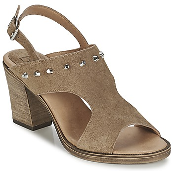 Scarpe Donna Sandali Betty London EGALIME Taupe