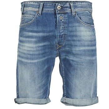 Abbigliamento Uomo Shorts / Bermuda Replay SHORT 901 Blu