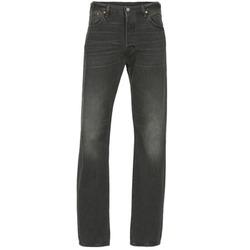 Abbigliamento Uomo Jeans dritti Levi's 501 Black