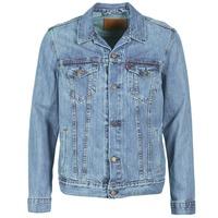 Abbigliamento Uomo Giacche in jeans Levi's THE TRUCKER JACKET Blu