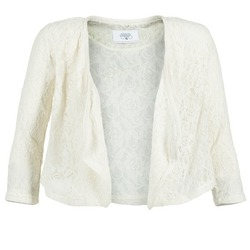 Abbigliamento Donna Giacche / Blazer Le Temps des Cerises ILONA Bianco