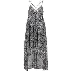Abbigliamento Donna Abiti lunghi Le Temps des Cerises LUNE Nero / Bianco