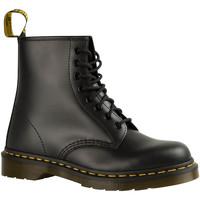 Scarpe Donna Stivaletti Dr Martens Chaussures Femme Hautes 1460  Noir 38