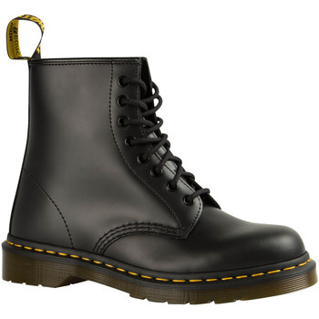 Stivaletti Dr Martens  Chaussures Femme Hautes 1460  Noir