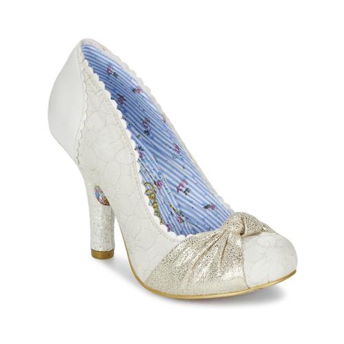 Irregular Choice SMARTIE PANTS Bianco      Donna 80