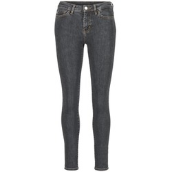 Abbigliamento Donna Jeans slim Love Moschino AGAPANTE Grigio
