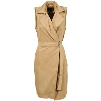 Abbigliamento Donna Trench Vila VIEMMELY Beige