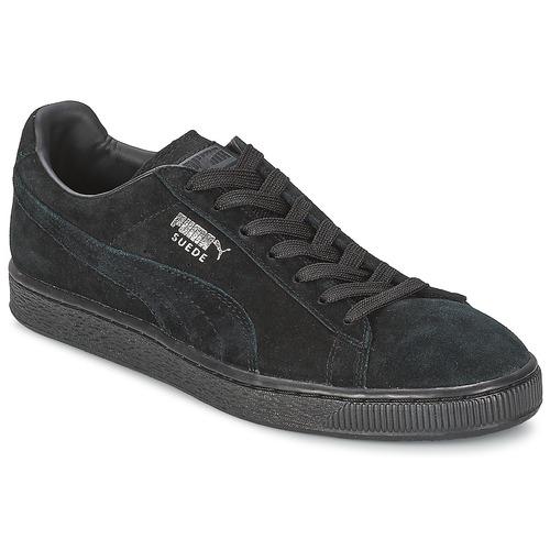 scarpe puma suede grige