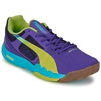 Scarpe Uomo Sport Indoor Puma EVOSPEED INDOOR 3.3 Viola / Giallo / Blu