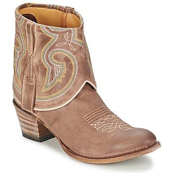 Scarpe Donna Stivaletti Sendra boots 11011 TAUPE