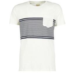 Abbigliamento Uomo T-shirt maniche corte Selected LIAM Bianco