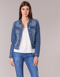 Abbigliamento Donna Giacche in jeans Only NEW WESTA Blu / Medium