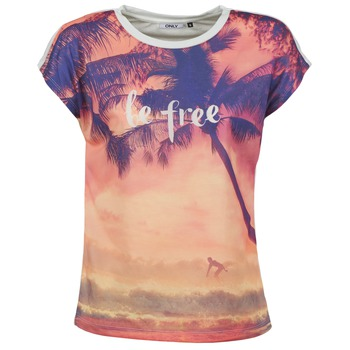 T-shirt maniche corte Only BE FREE SUMMER