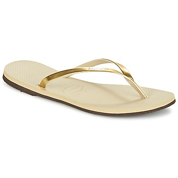 Scarpe Donna Infradito Havaianas YOU METALLIC Oro