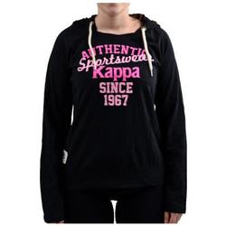 Abbigliamento Donna Felpe Kappa TaliwFelpe nero