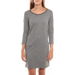 Abbigliamento Donna Abiti corti Vero Moda Freya 3/4 Short Dress 97250 Argent Grigio
