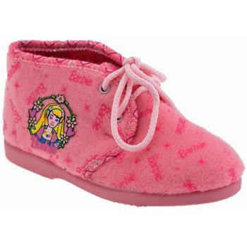 Scarpe Unisex bambino Pantofole Barbie Emily Pantofole rosa