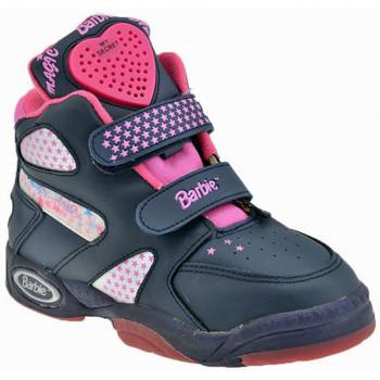 Scarpe Bambino Sneakers alte Barbie Hedda Sportive alte blu