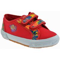 Scarpe Bambino Sneakers basse Barbie Rumba Sportive basse rosso