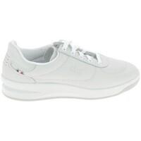 Scarpe Uomo Sneakers TBS Brandy Blanc Bianco
