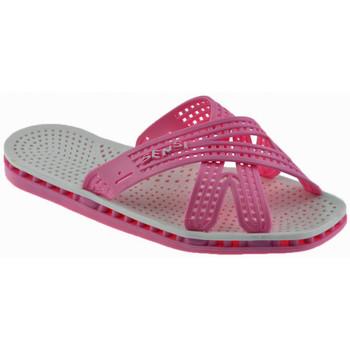 Scarpe Bambina Sandali Sensi MessicoAguaGirlMare bianco/rosa