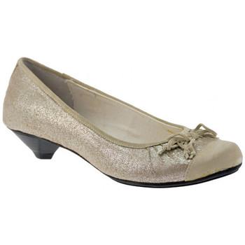 Scarpe Donna Ballerine Nod Ballerina Tacco 30 Ballerine beige