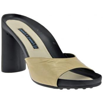 Scarpe Donna Sandali Janet&Janet FasciaTacco80Sandali perla