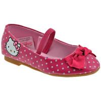Scarpe Bambina Ballerine Hello Kitty Raffin Ballerine fuxia
