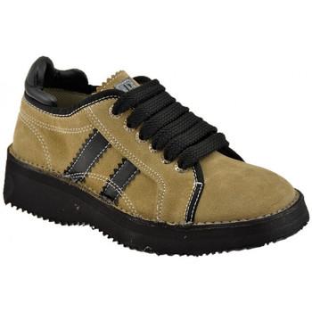 Scarpe Uomo Sneakers alte Docks 1230MicroCasualSneakers beige