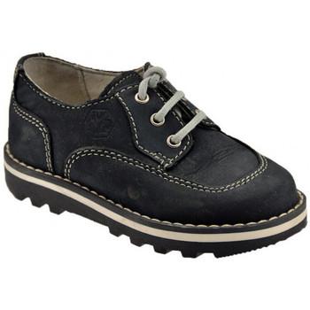 Scarpe Bambino Sneakers alte Lumberjack Active Kid Casual blu